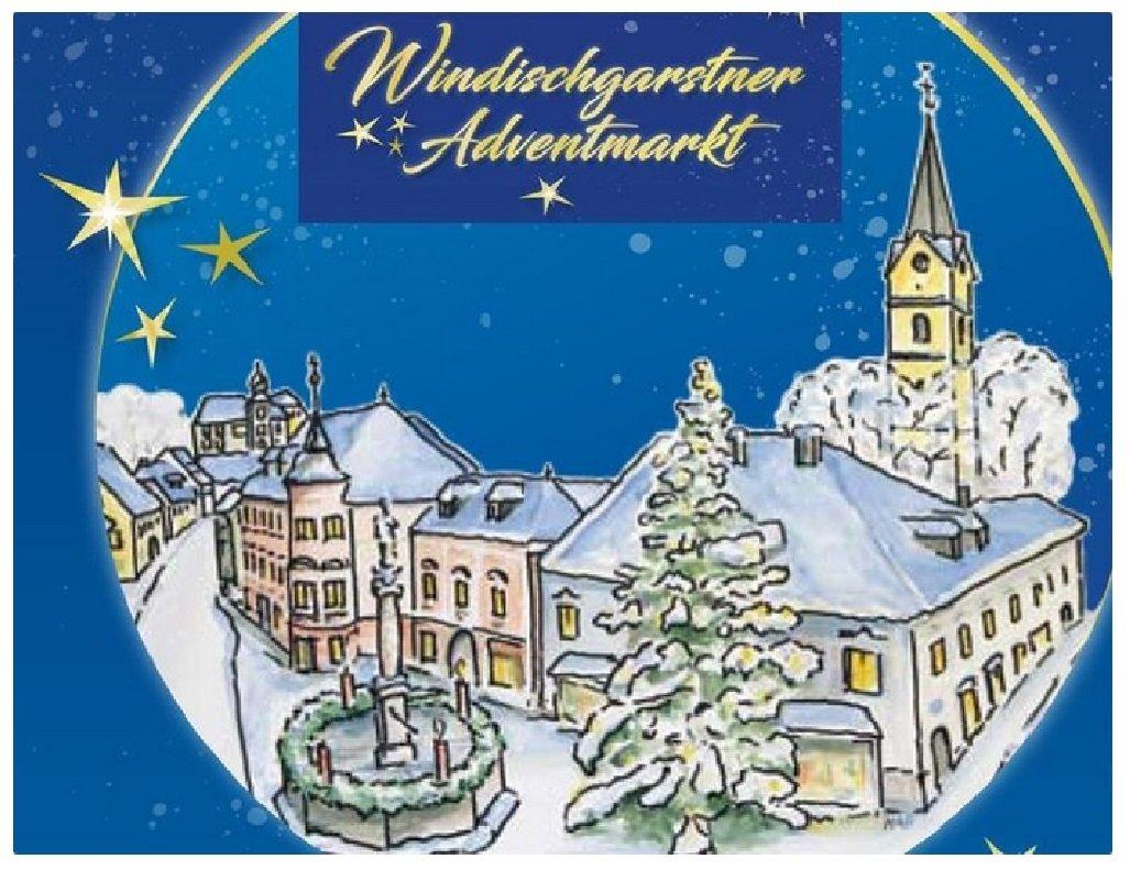 Weihnachtsmarkt Windischgarsten Haus Ruf