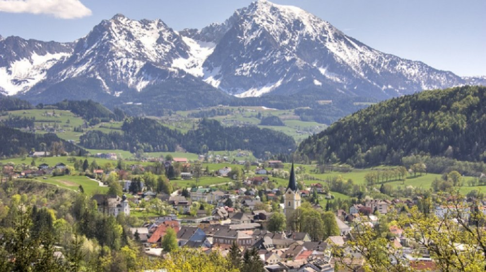 Windischgarsten Gemeinde Urlaub Haus Ruf Ferienwohnung Apartment